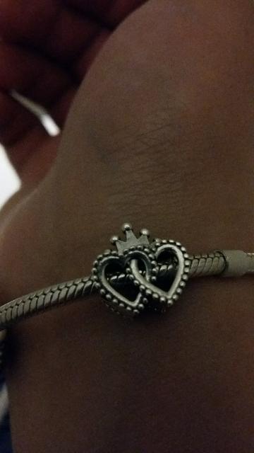 Два сердца с короной