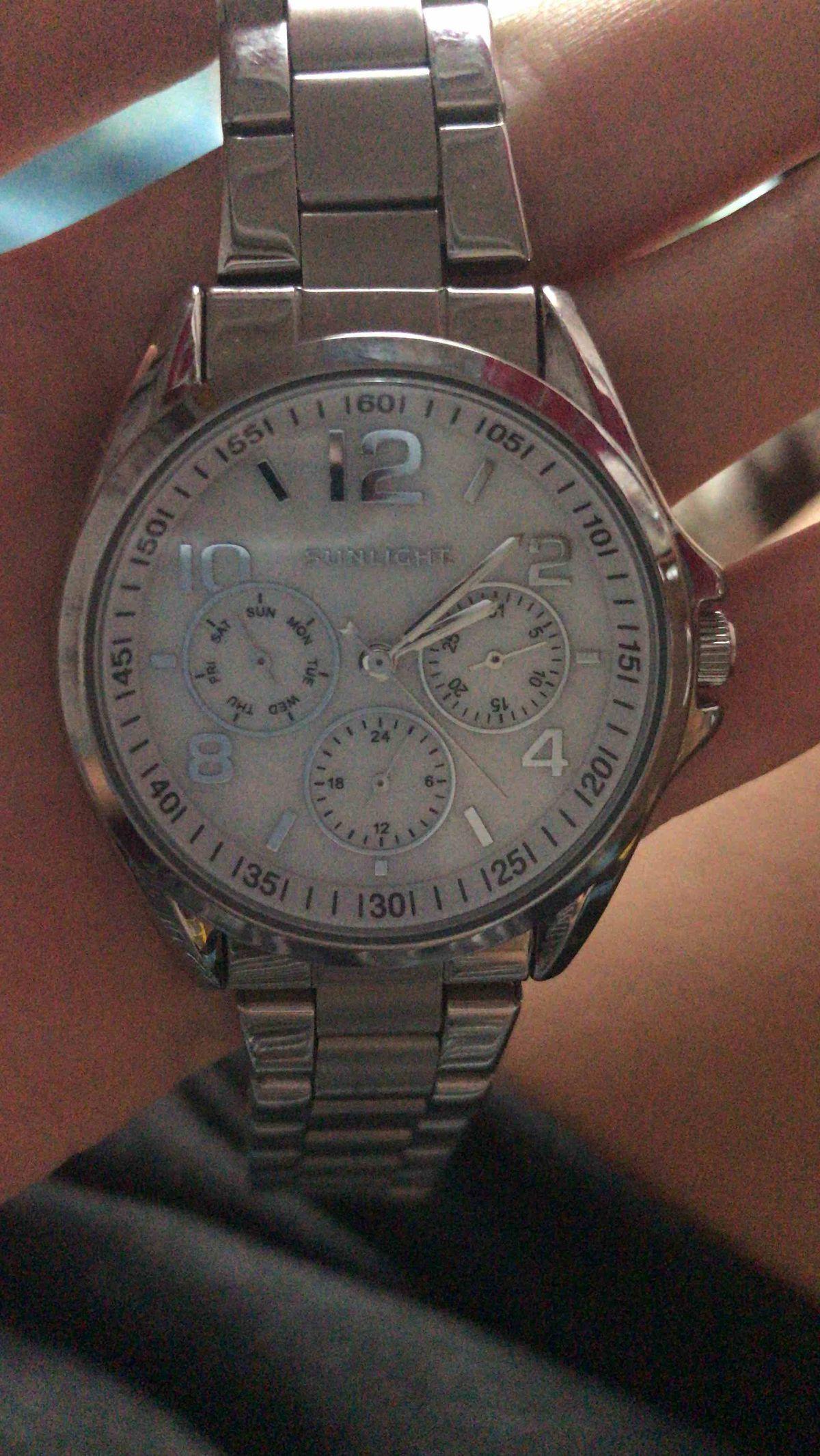 Супер классные часы!