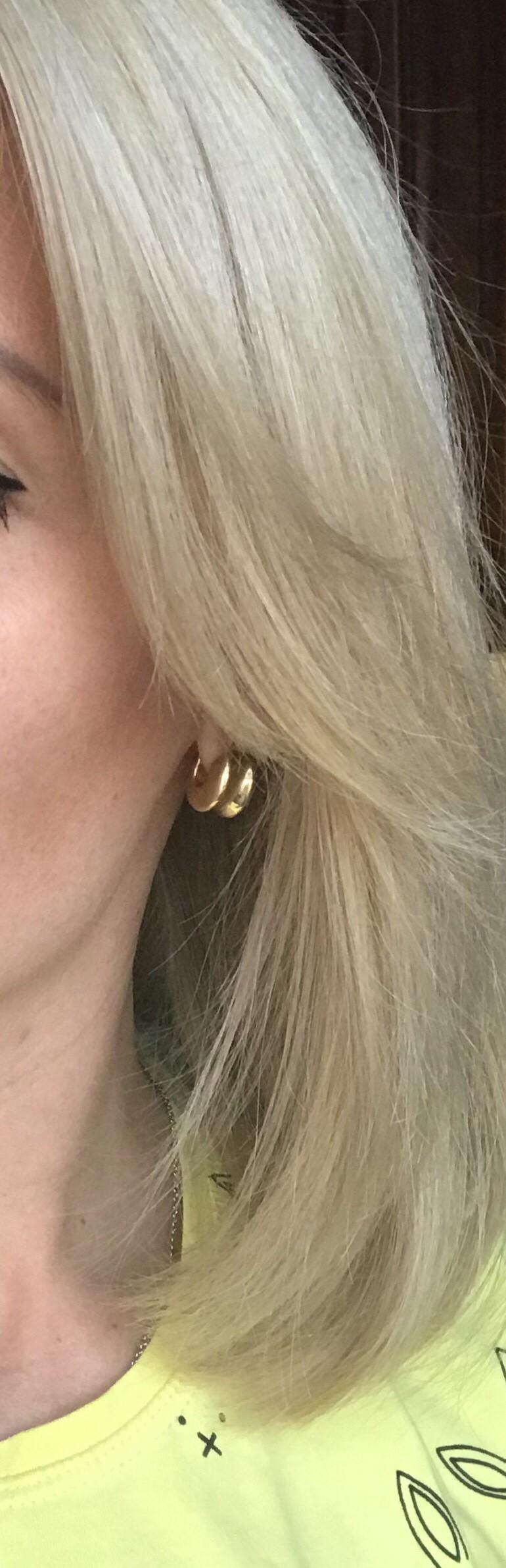 Серебряное золото