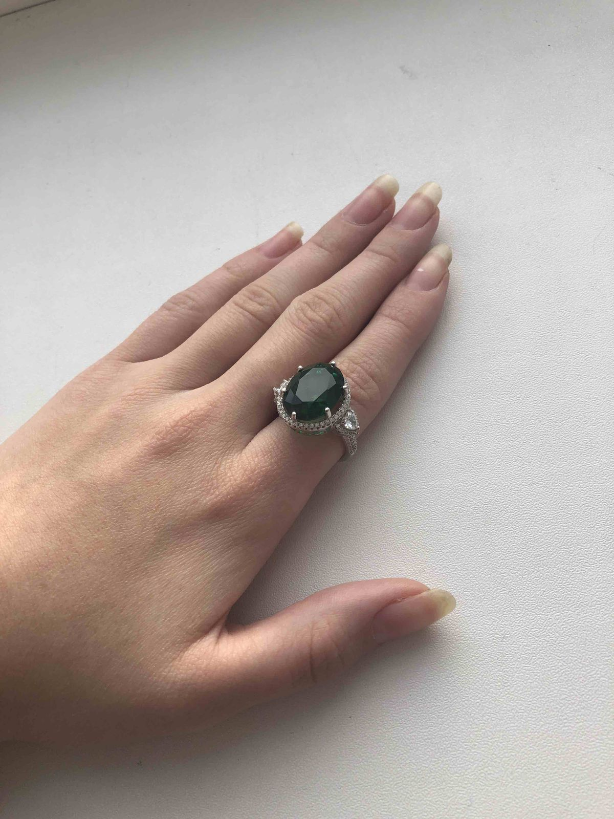 Покупка кольца