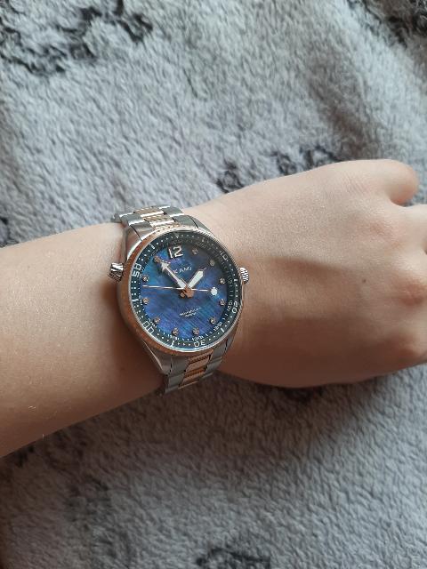 Часы Okami- лучший подарок!