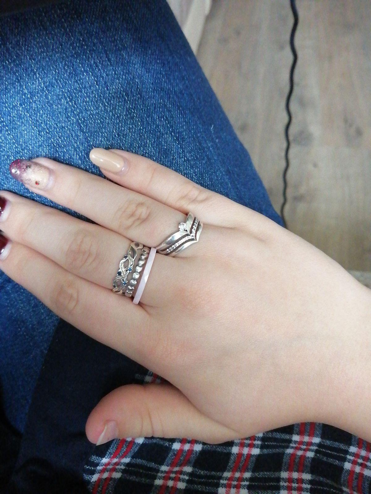 Прекрасное нежное кольцо