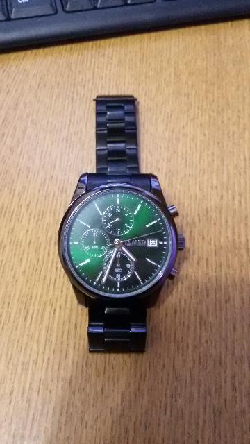 TAMER часы хронографы