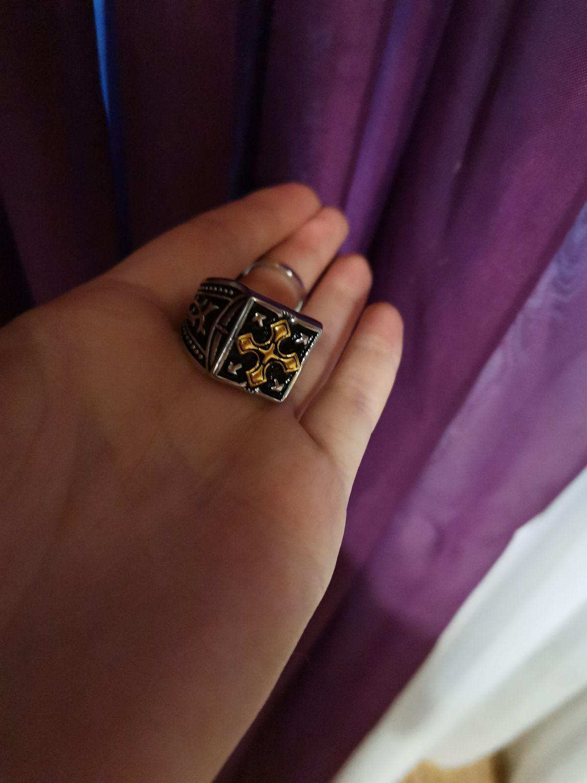 Шикарное кольцо за свою цену
