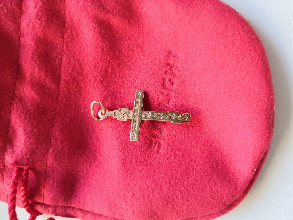 Проще простого, крест не усложняет абажурами! На вид аккуратный