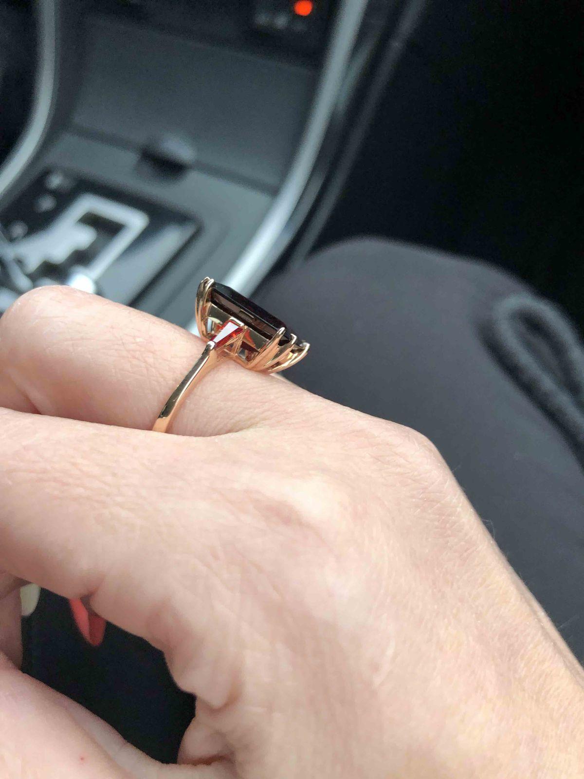 Замечательно кольцо!