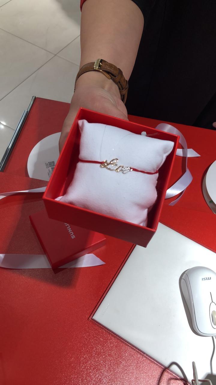 Очень красивый и качественный браслет