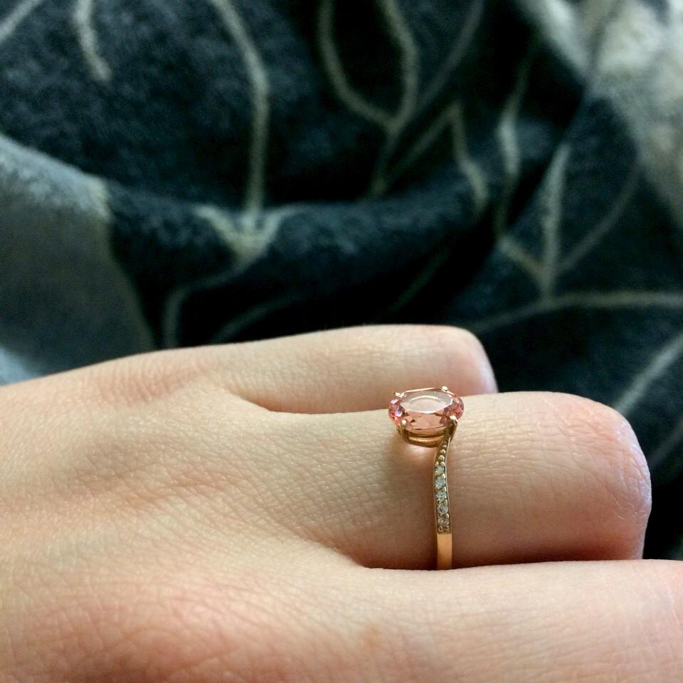 Нереально красивое кольцо.