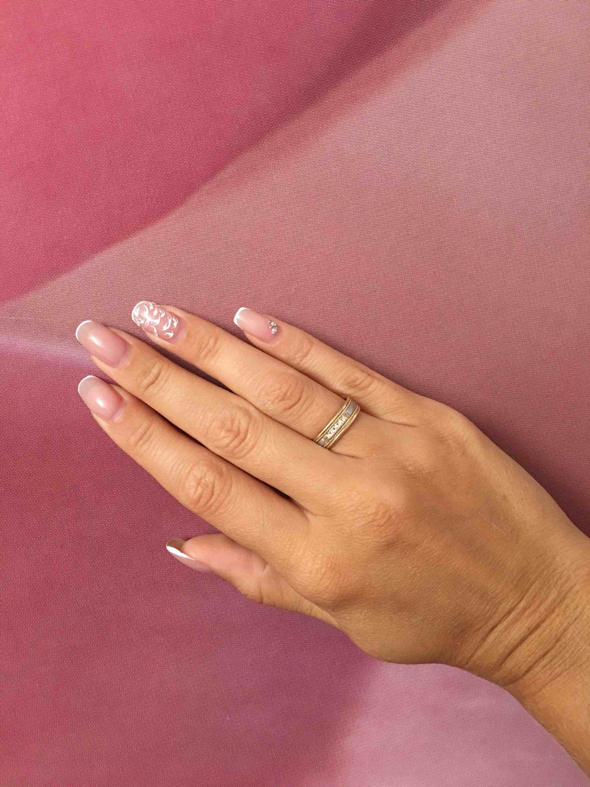 Идеальное обручальное кольцо!