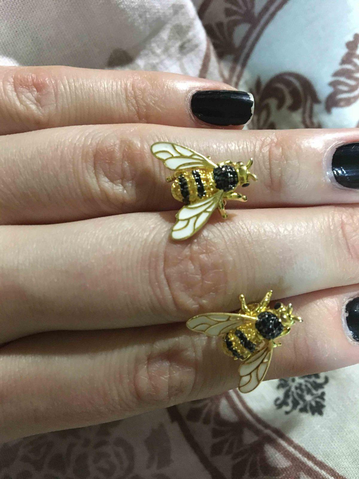 Серебряные пчелки