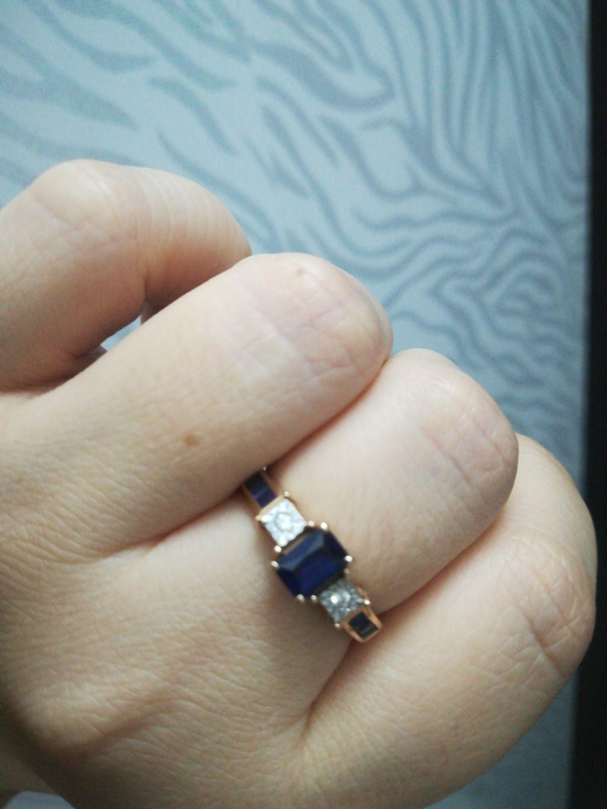 Просто шикарное кольцо