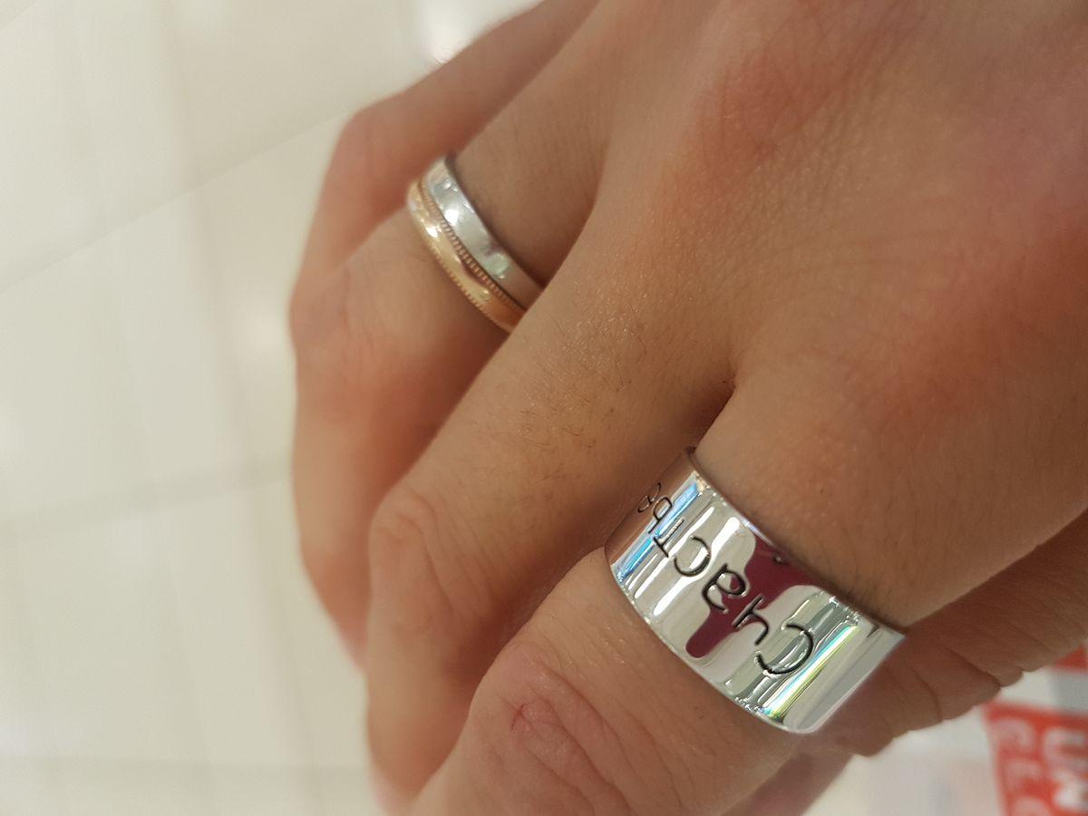 Мега крутое кольцо!!