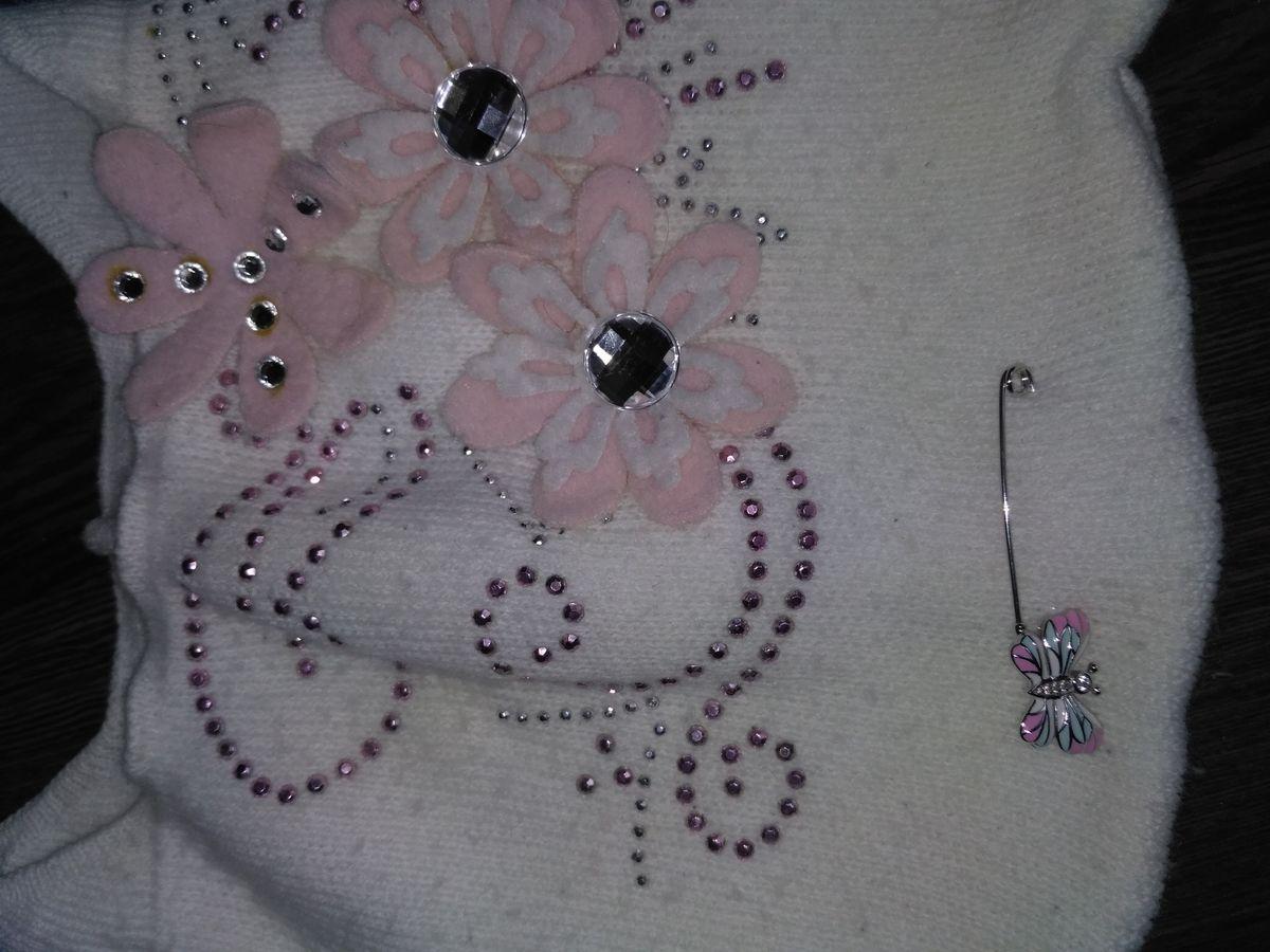 Первое украшение для дочки