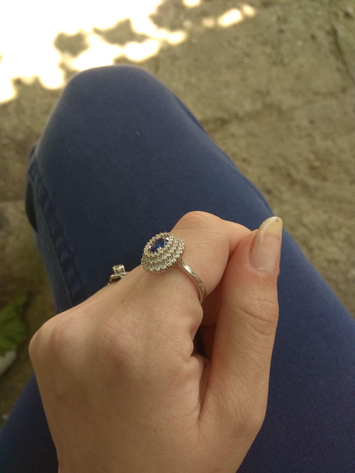 Прекрасное кольцо!