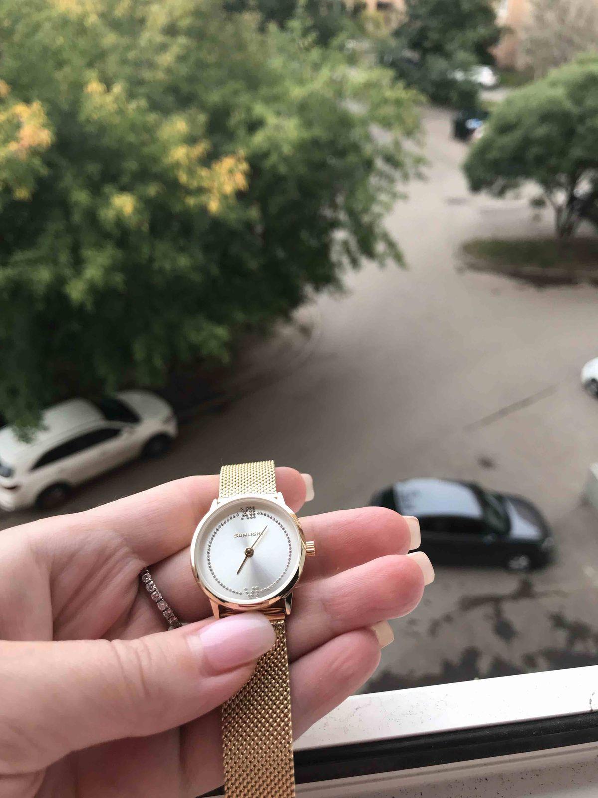 Часики отличные