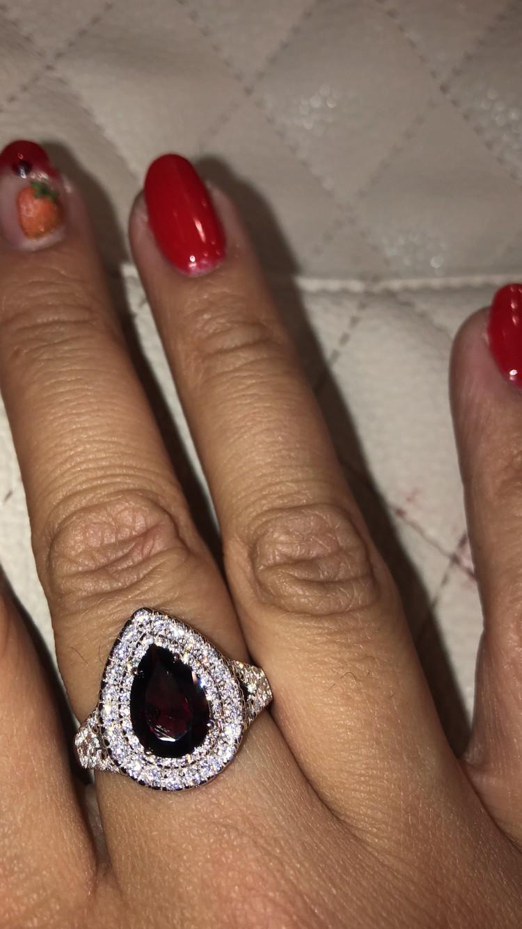 Роскошное кольцо!!