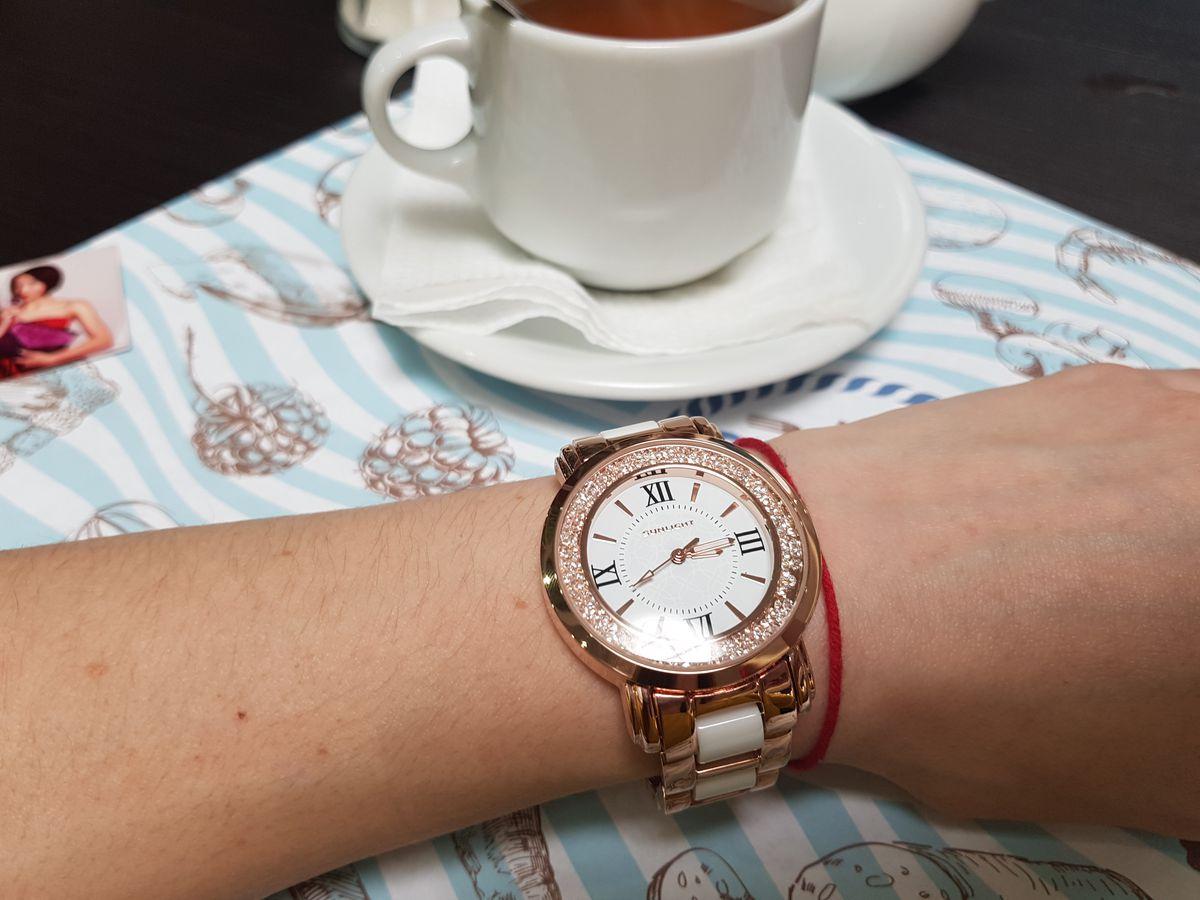 Стильным девушкам-стильные часы