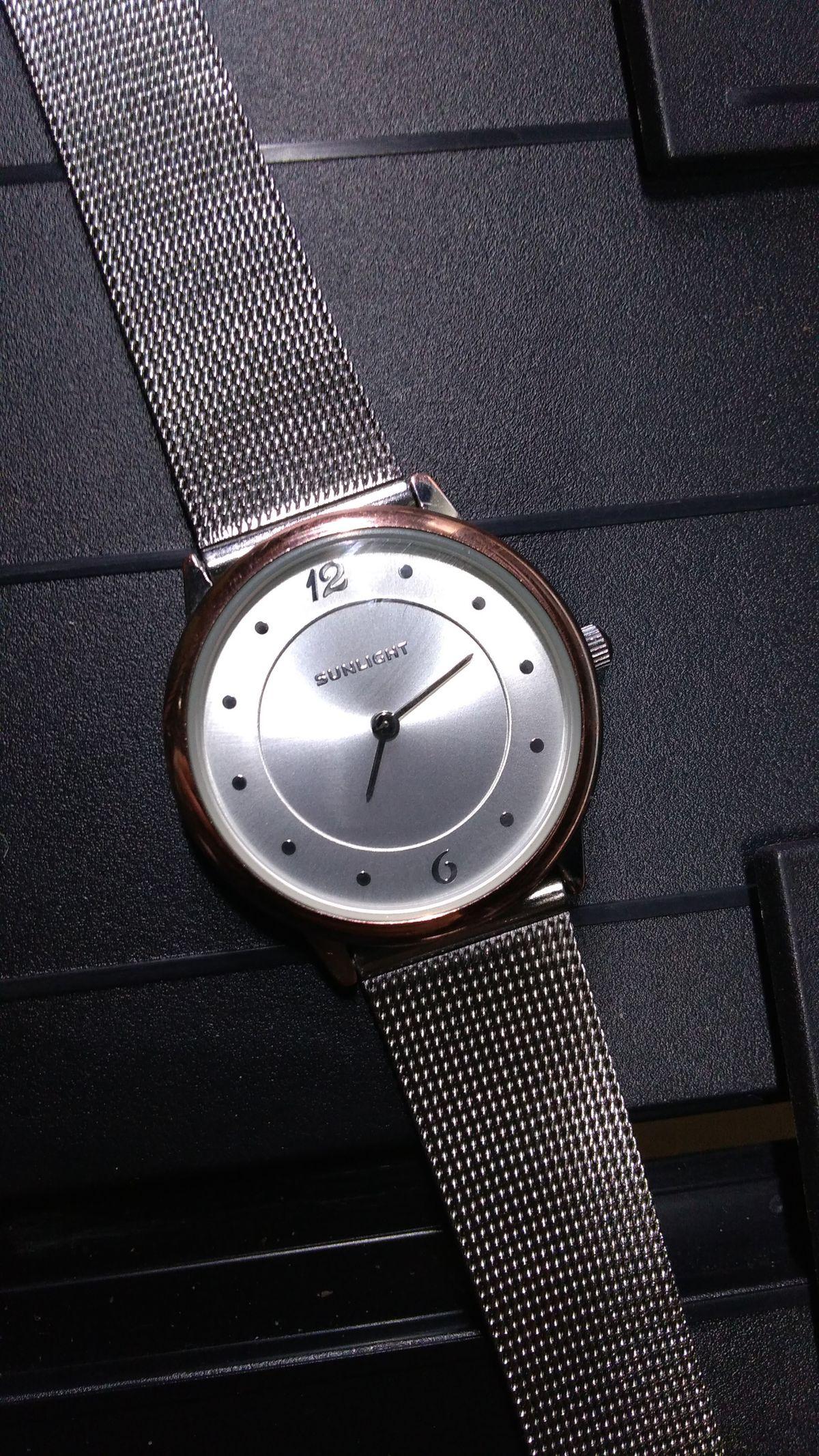 Обычные часы