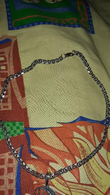 Серебренная цепь