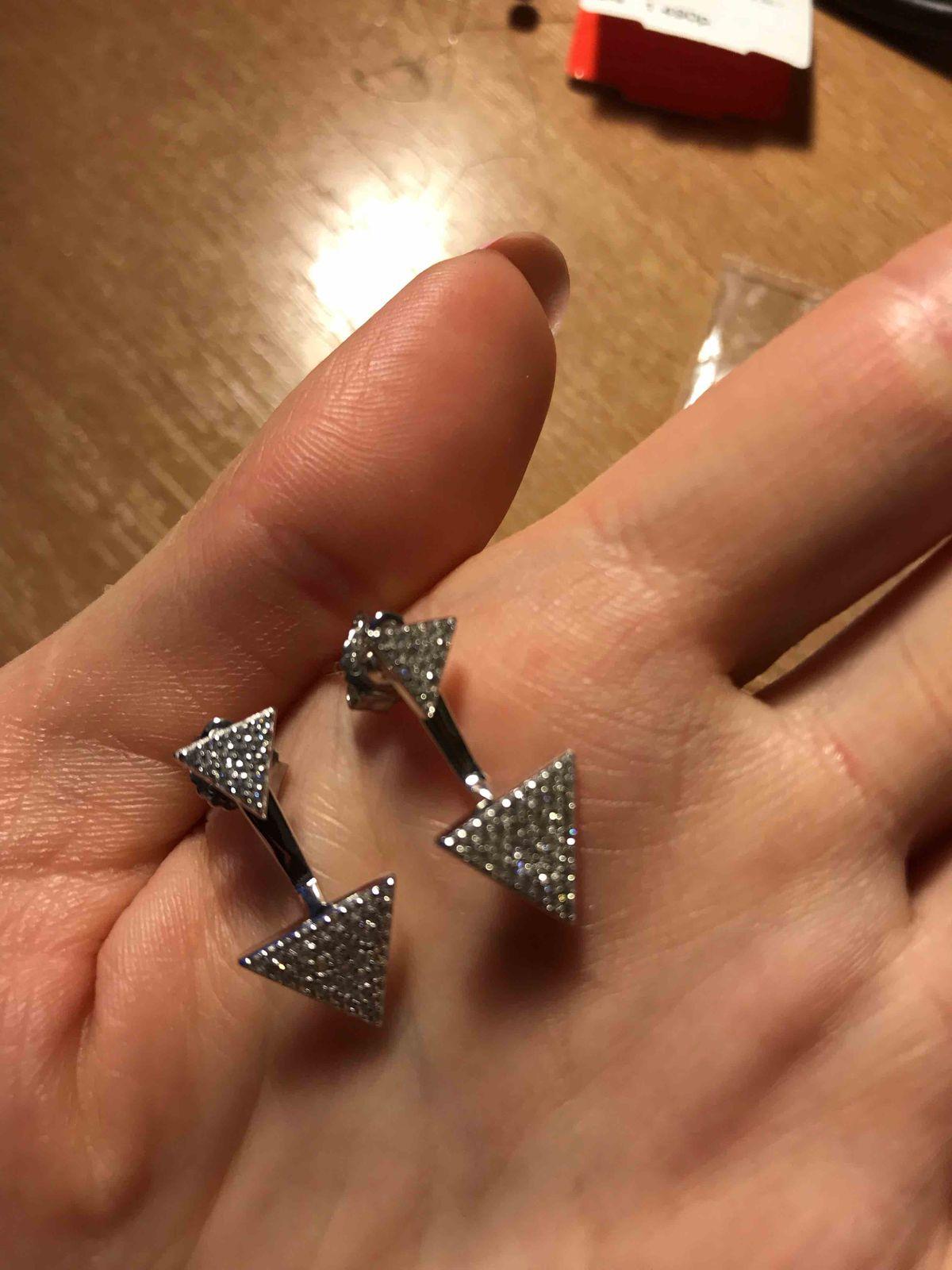 Серебряная геометрическая красота
