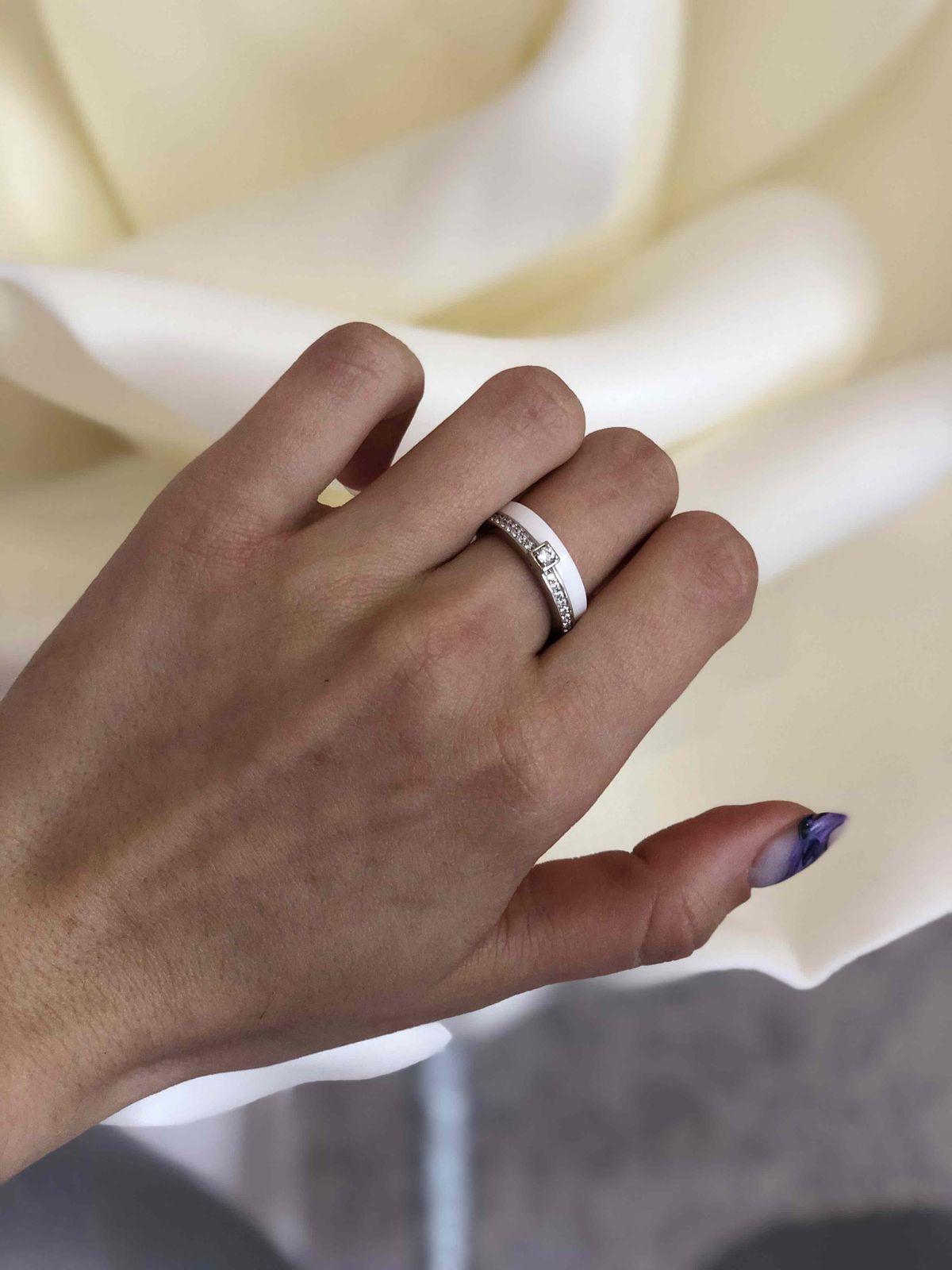 Кольцо увидела и влюбилась! 😍