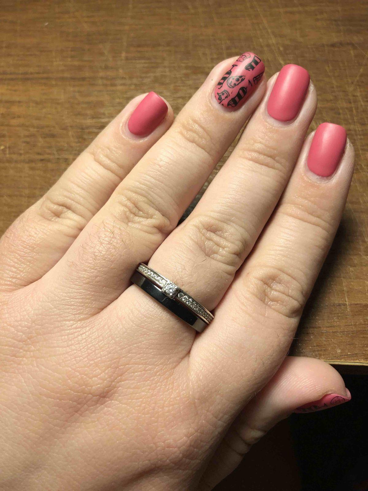 Очень удобные кольца