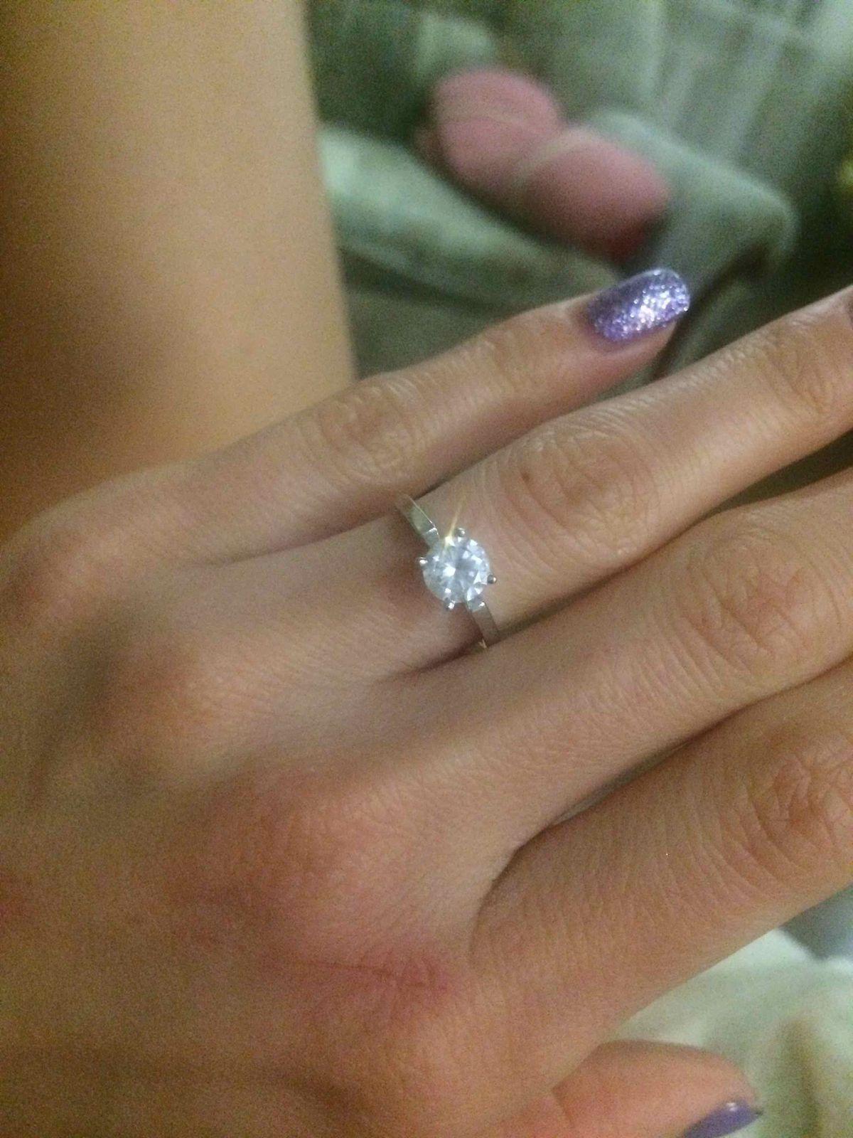 Красивое кольцо,советую его купить