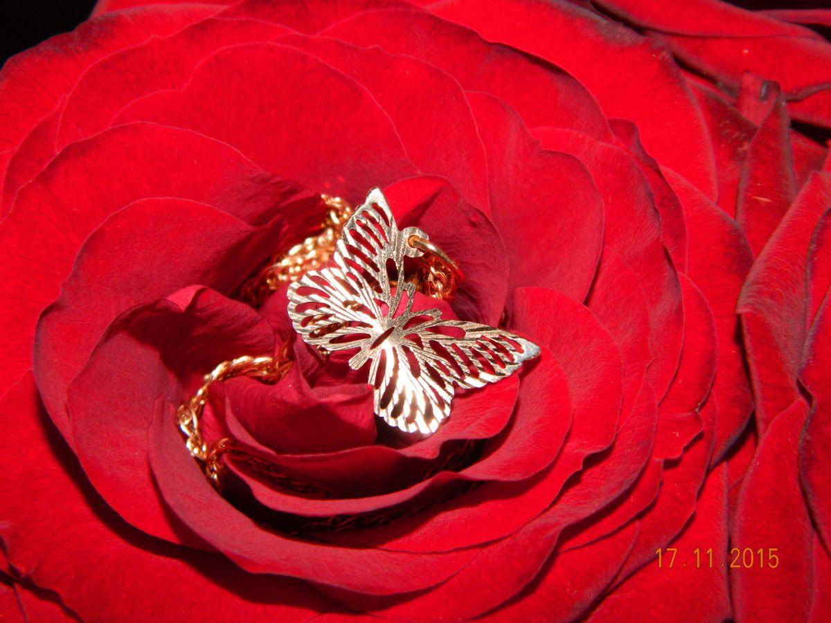 Милая подвеска бабочка!!!