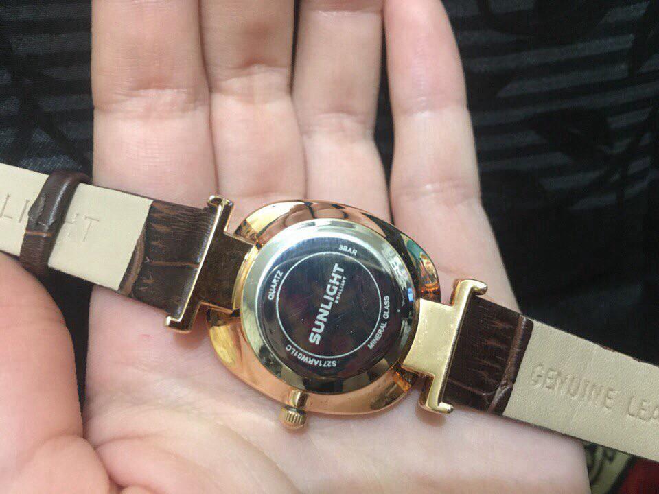 """Часы под """"золото"""""""