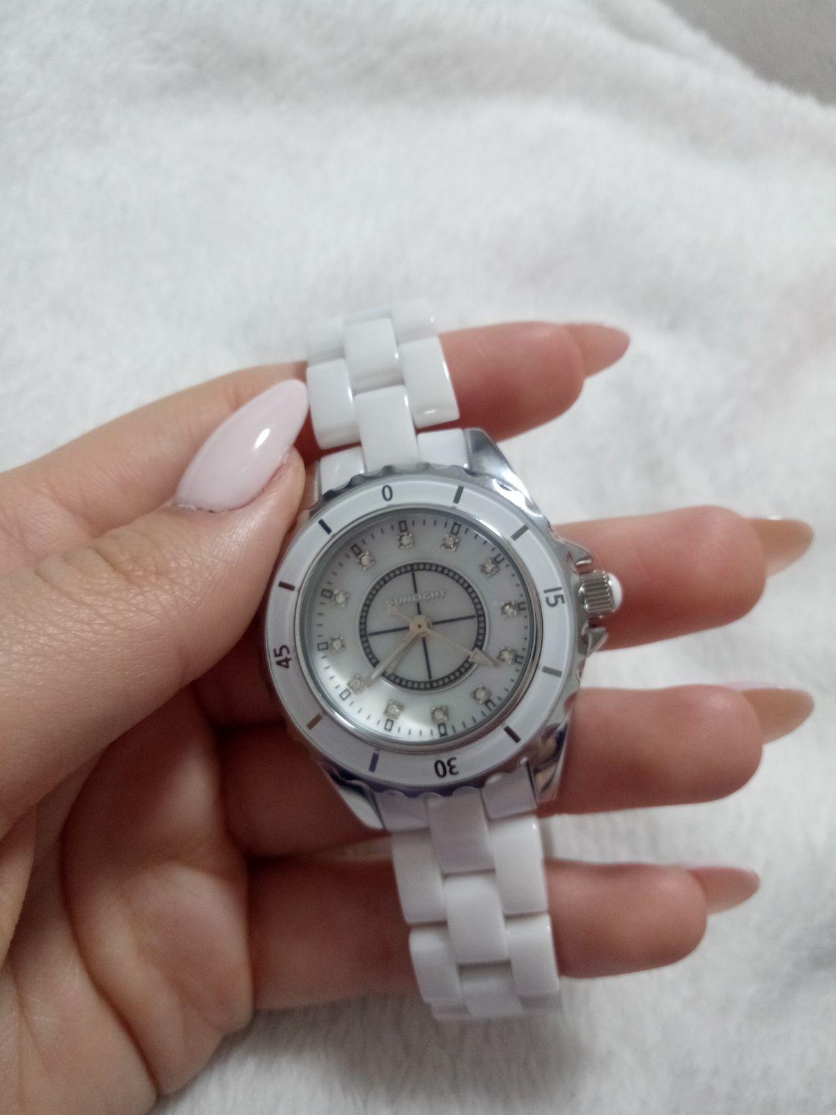 Покупка керамических часов