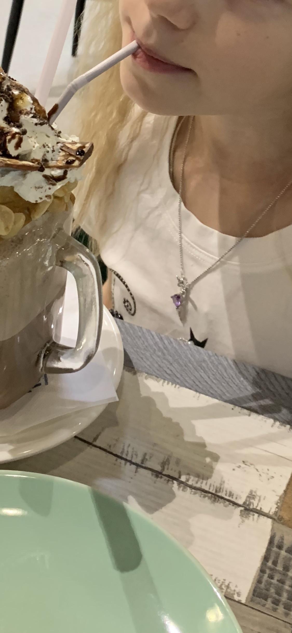 Серебряная цепь 40 см