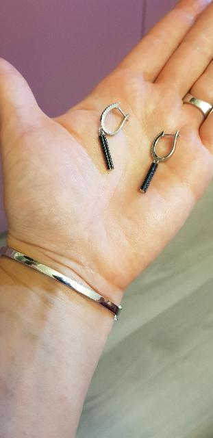 Стильный жесткий браслет