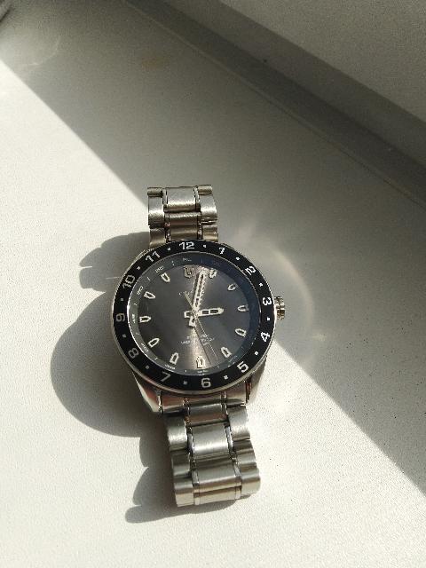 Крутые, массивные часы!