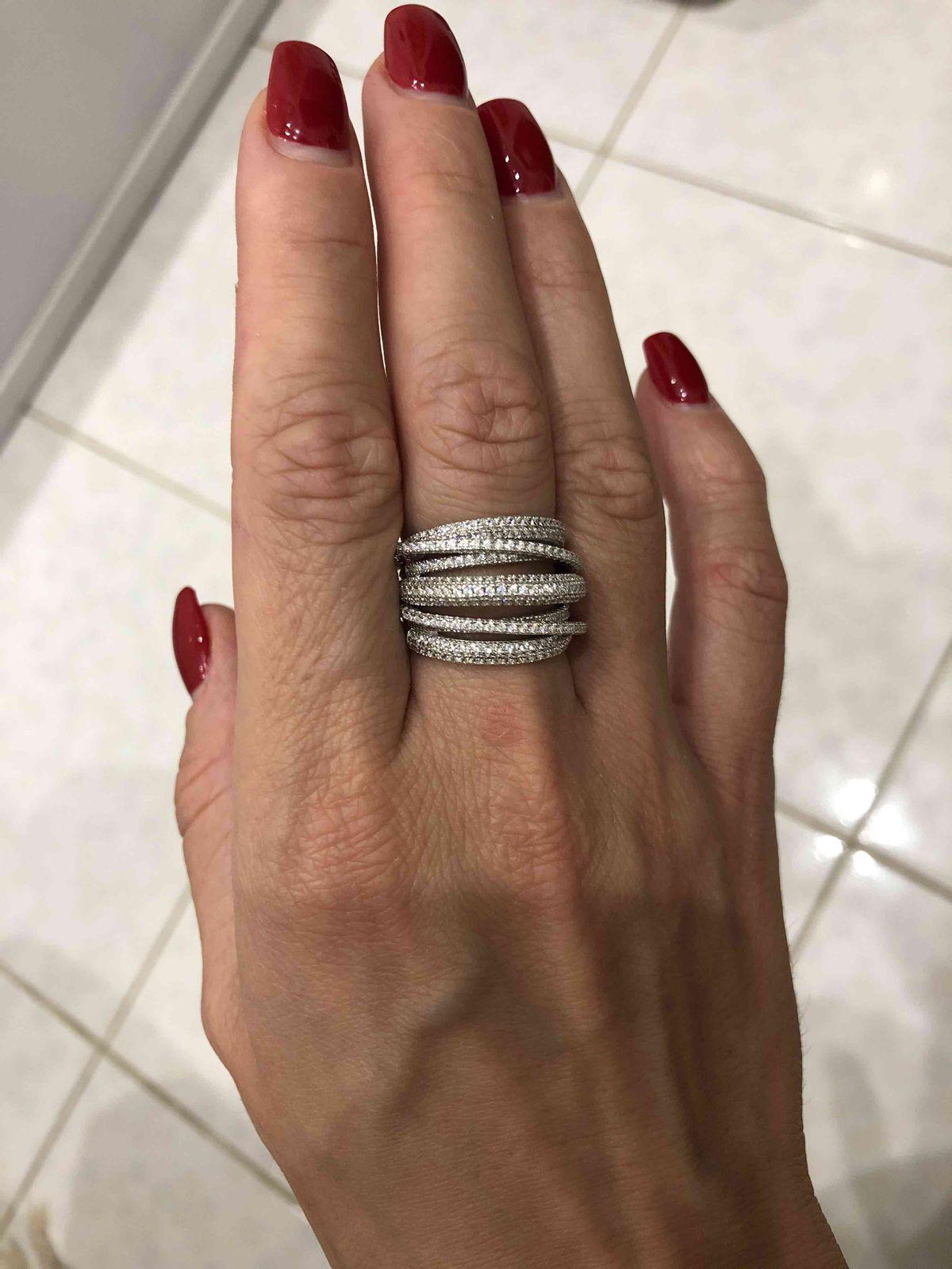 Стильное кольцо на любой случай