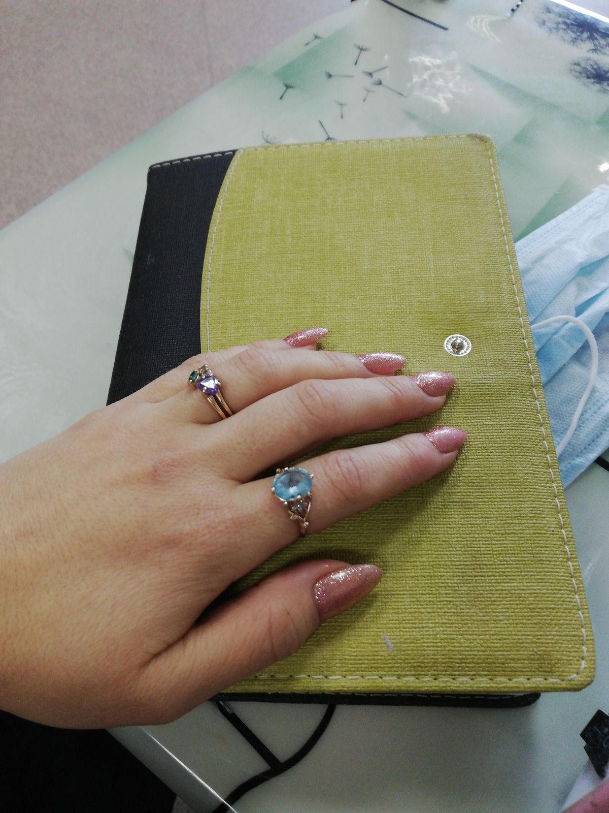 Кольцо очень нравитья