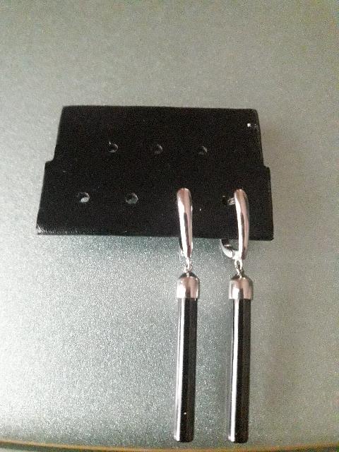 Керамические серьги