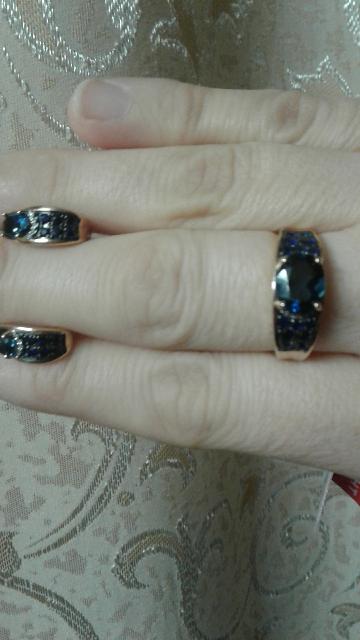 Прелестные кольцо!