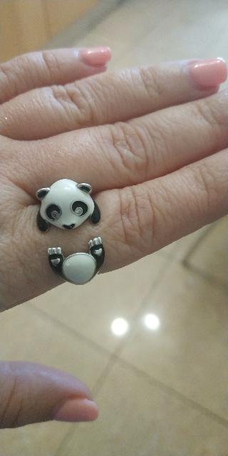 Люблю панд!