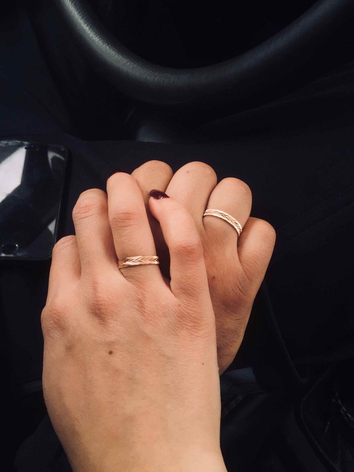 Очень красивые кольца