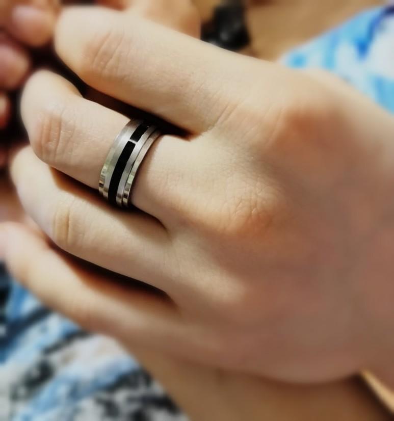 Бомбезное кольцо.