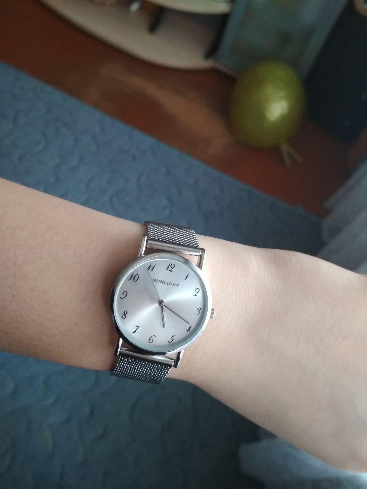 Прекрасные часы, купленные в магазине SUNLIGHT!