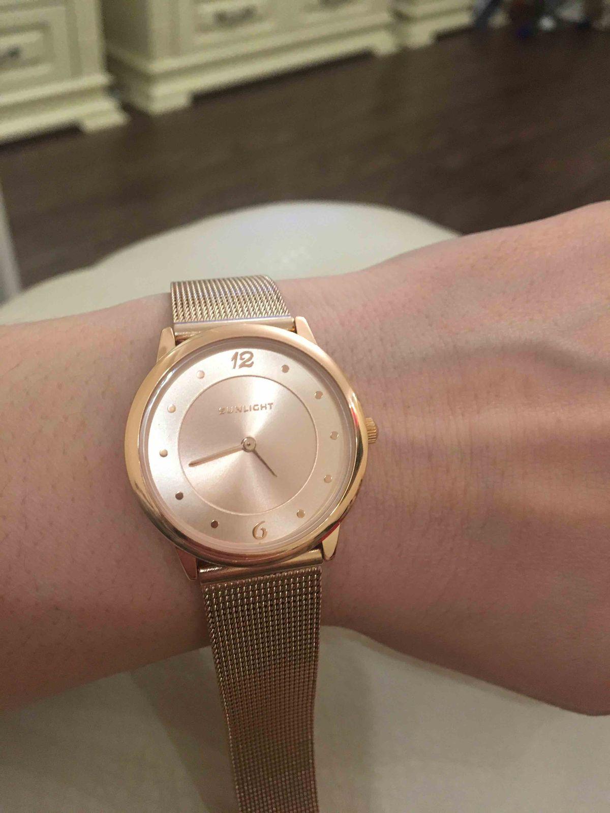 Мои первые часы! Хороший подарок на                 Новый год!!!