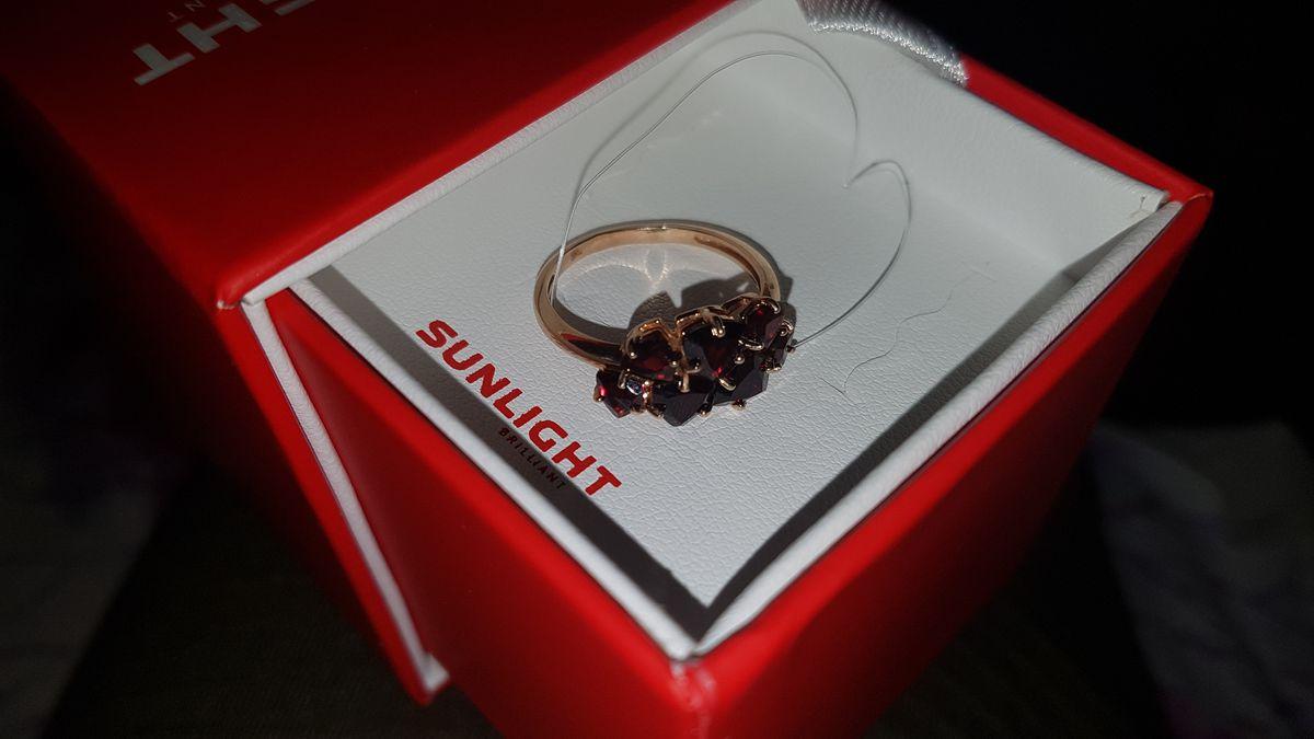 Необыкновенное кольцо