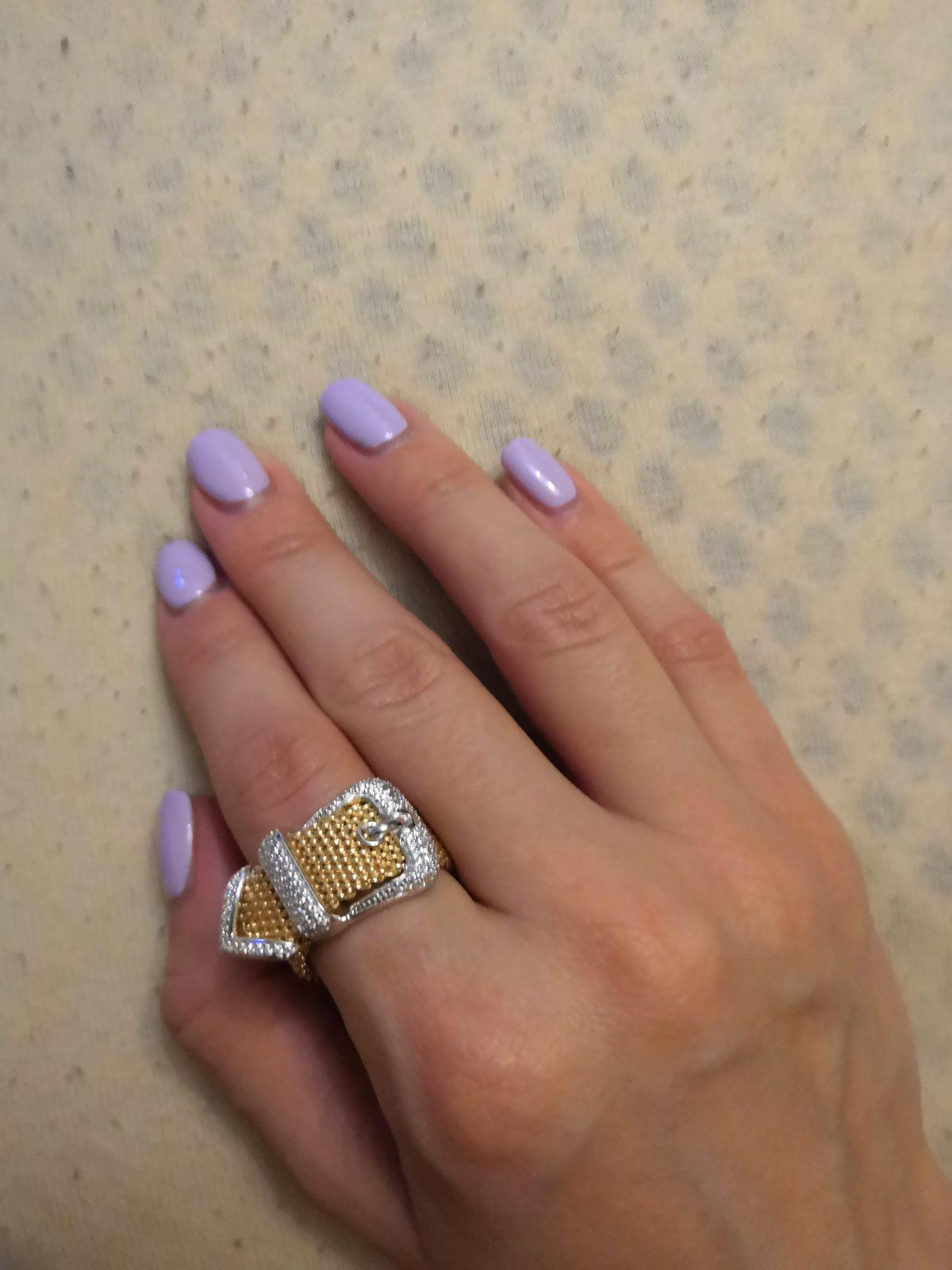 Сногшибательное кольцо!
