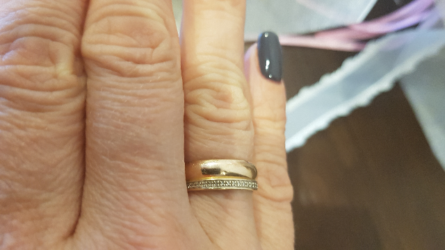 Кольцо на день влюблённых