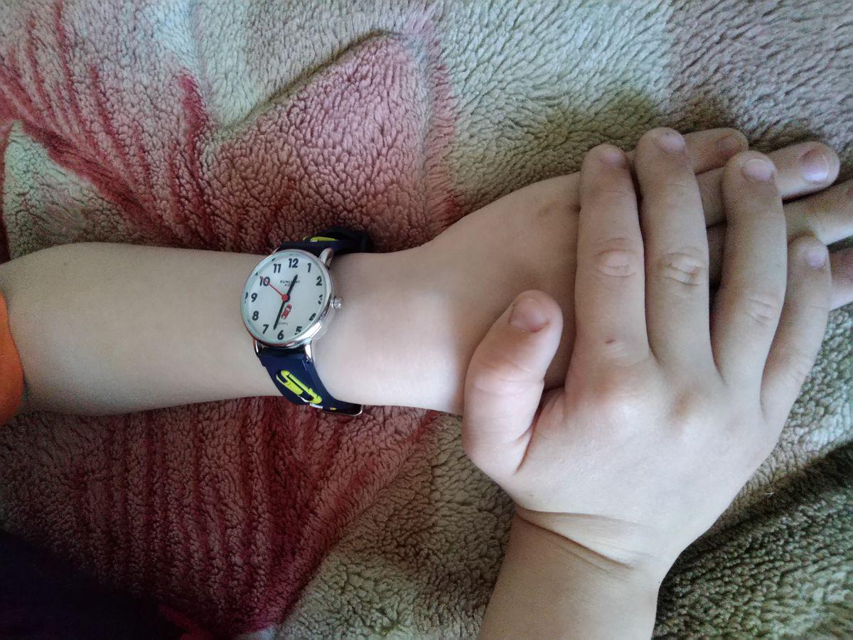 Чудесные часы для сына