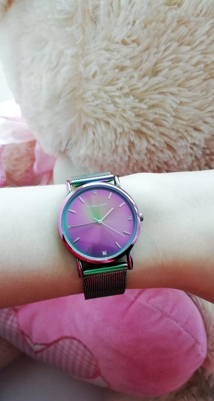 Часы на милвнском браслете