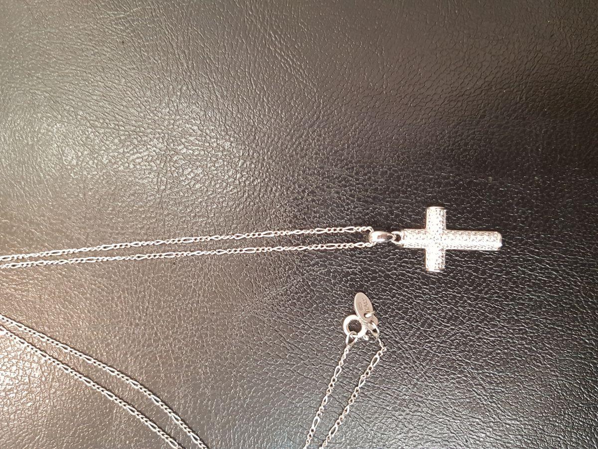 Миниатюрный крестик