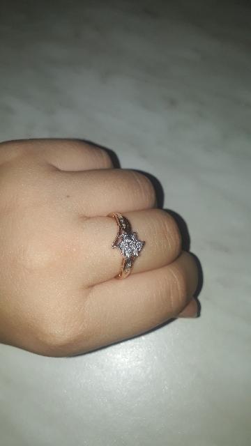 Очень хорошее кольцо!