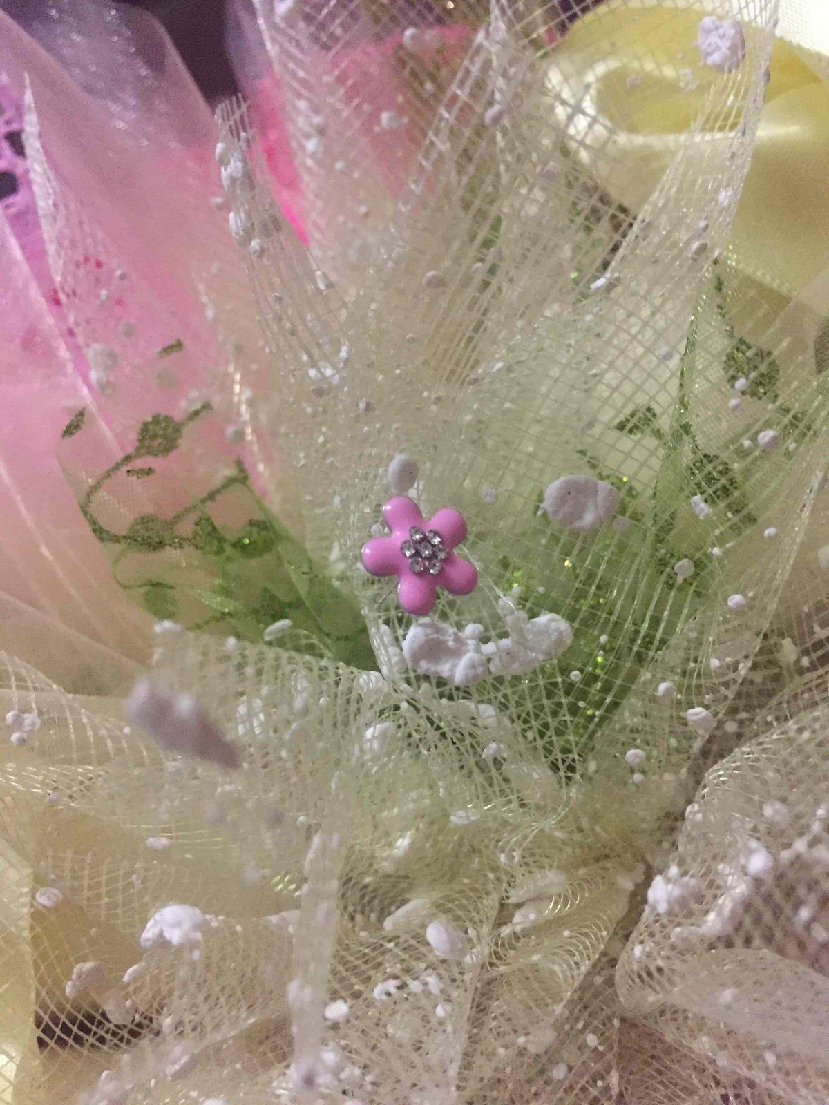 Милейшие цветочки для принцессы